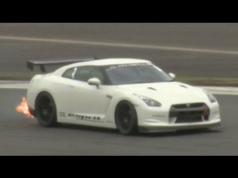 Nissan GT-R R35 Fuji Speedway Max Speed Challenge VIDEO OPTION Vol.219 Part 1 of 12