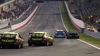 GRID Autosport - Red Bull Ring Reversed Cat C Touring Cars Race 1