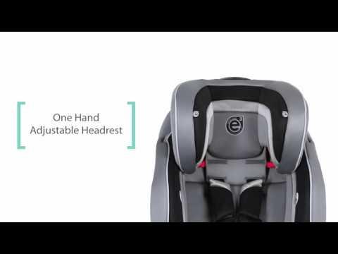 Evenflo Evolve Platinum 3-in-1 Booster Car Seat