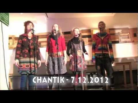 CHANTIK 7.12.2012 - CAFE' BAUM - DORTMUND