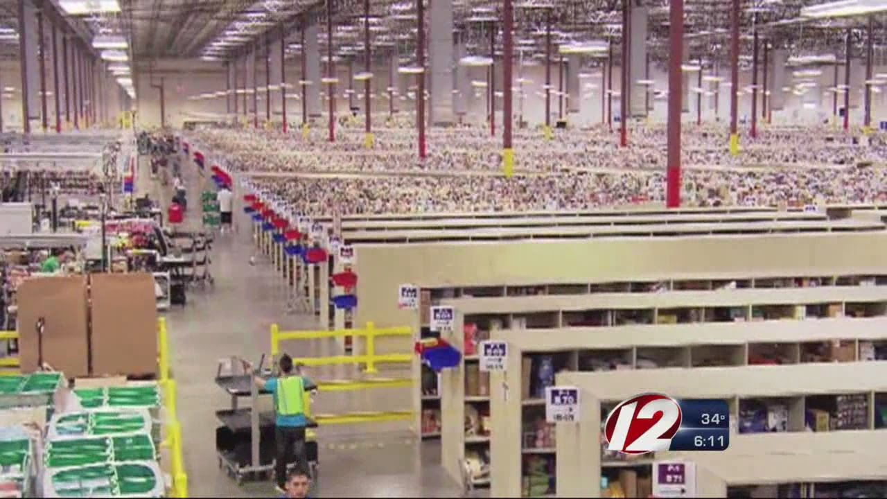 Fall River votes to accept Amazon tax agreement