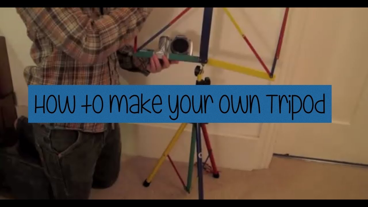 how to use the tripod
