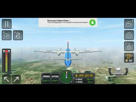 Fight Sim 2018: Lái máy bay chở khách loại nhỏ