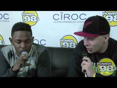 POWERHOUSE 2012 Bootleg Kev Interviews Kendrick Lamar