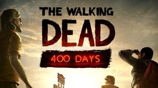 The Walking Dead Game - 400 Days DLC - Info e Trailer