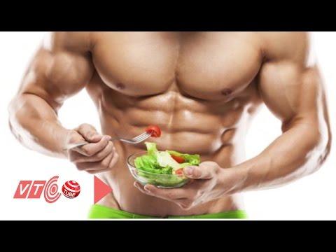 Tăng cơ  bắp hiệu quả, an toàn với thực phẩm | VTC