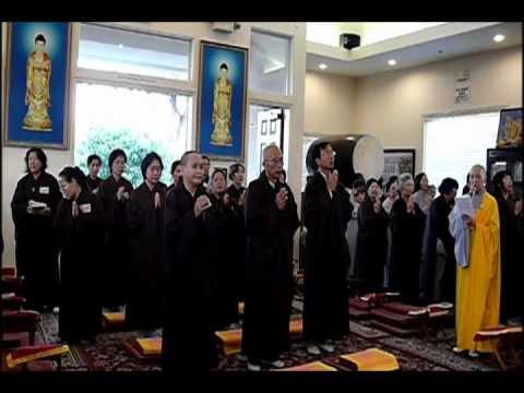Tam Thời Hệ Niệm, Thời 3, Chùa Phật Tổ, 2012-8-4