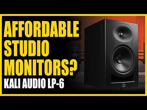 Kali Audio Studio Monitors Review & Giveaway - Warren Huart: Produce Like A Pro