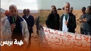 Hibapress|  مهاجر مغربي يشكو تظلمه من القضاء بوجدة
