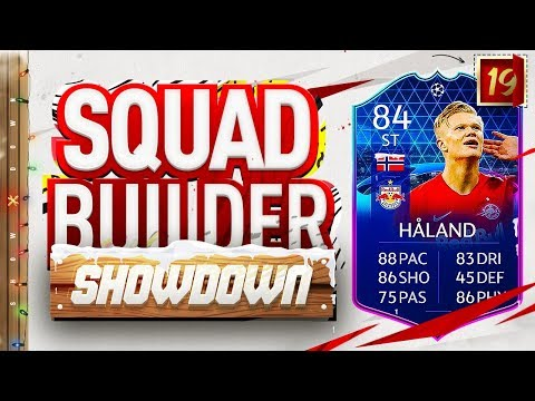 Fifa 20 Squad Builder Showdown Advent Calendar! VS THE BEST PRO PLAYER IN THE WORLD!! Day19 vs Tekkz