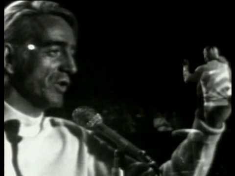 Rod MCkuen - Soldiers Who Want To Be Heros (Live)