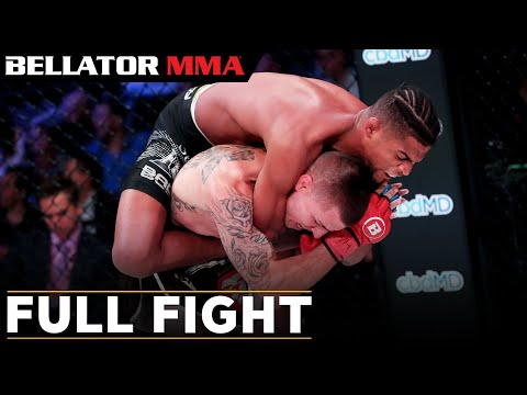 Full Fight | Patchy Mix vs. Ricky Bandejas | Bellator 222
