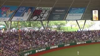 2018年9月8日(土)メットライフドームで開催された、埼玉西武ライオン...
