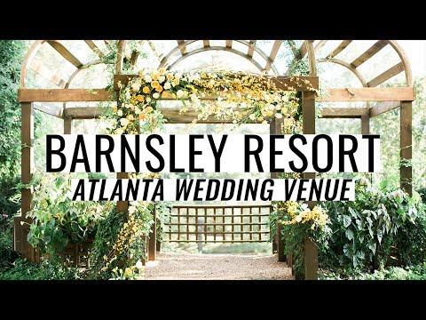 Atlanta Wedding Venue Barnsley Resort