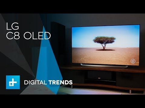 LG C8 OLED 4K TV Review: The best TV of 2018