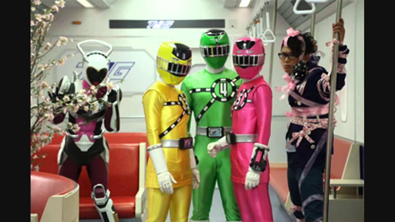 【列車戦隊トッキュウジャー】Go!Go!トッキュウジャー。フル ...