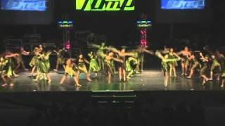 Standing Ground Focal Point Dance Studios - Jump Nationals 2010