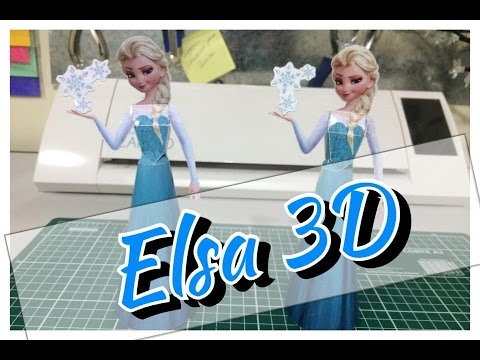 3d elsa from frozen gets 3 cumshots - 5 1