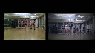 9MUSES - Figaro [Performance choreography vs Original choreography]