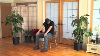 Mindful Chair Yoga: Cultivating Kindness and Compassion (15 minutes)