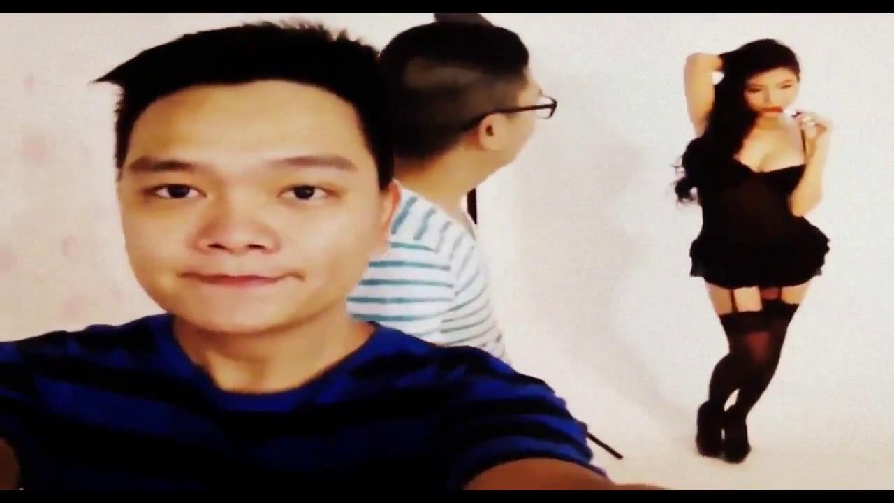 Hậu Trường Ảnh Nóng Elly Trần [Official Video] [HD]