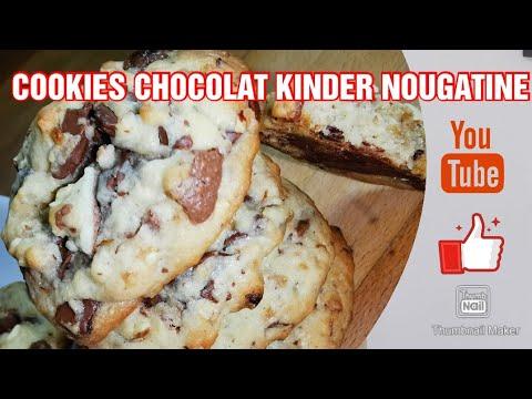 ‼️-cookies-au-chocolat-kinder-ultra-bon-‼️