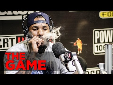 "The Game - ""All The Way Up"" Breakfast Bars Freestyle"