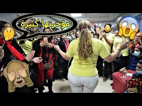 ظهور جديد للشيخة المغربية '' تراكس '' برقص مثير thumbnail