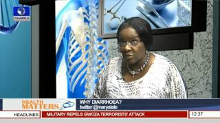 Health Matters: Why Diarrhoea 14/11/15 Pt 1