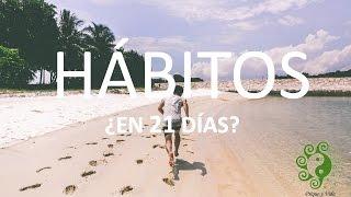 ¡¿21 DÍAS PARA FORMAR UN HÁBITO?! | Victoria Meza | HABITS