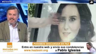 Ignacio Arsuaga interviene en la Redacción Abierta de El Toro TV