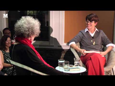 PREVIEW Margaret Atwood Answers Hilarious Questions on Medium