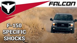 Falcon Shocks: Ford F-150 Sport Leveling System