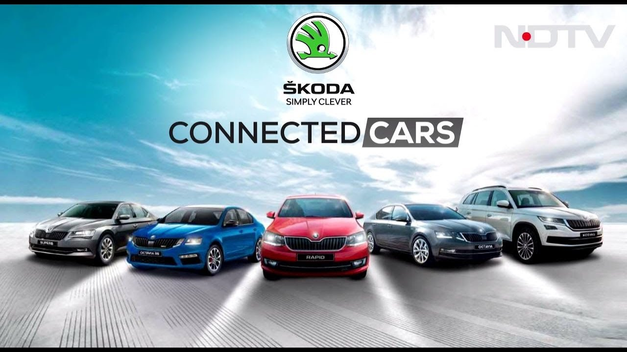 SKODA - Connected Cars
