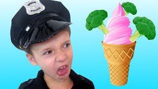 Do You Like Broccoli Ice Cream Nursery Rhyme Song