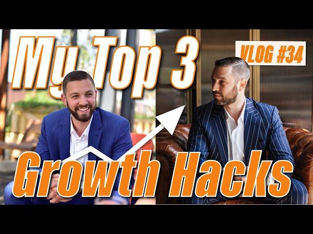 Realtor Growth Hacks | VLOG #34