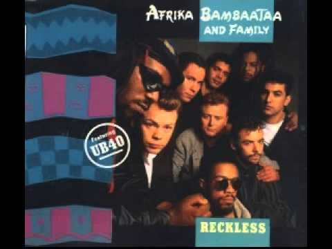Afrika Bambaataa Feat  UB40   Reckless