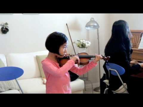 The Two Grenadiers - Suzuki Violin by Daisy (8yo)