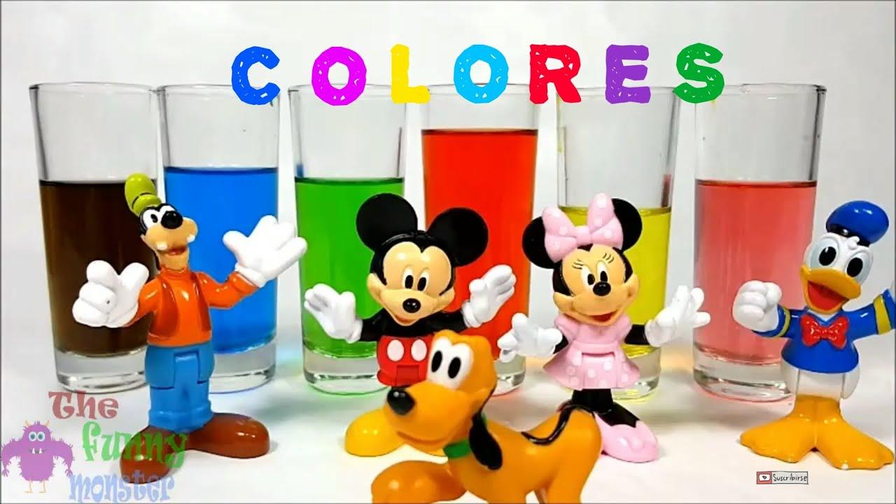 Excelente Página De Color De Mickey Mouse Foto - Dibujos Para ...