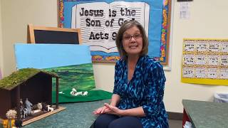 Two-Year-Old Bible Class Teacher: Jayn Hawk