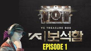 YG보석함 EP.1|빅뱅 - 위너 - 아이콘 | TREASURE BOX EP 1 REACTION