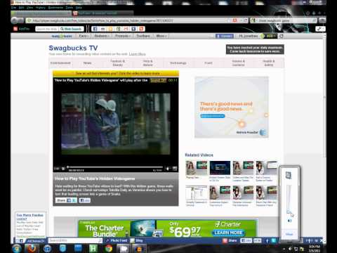 Swagbucks TV Bot