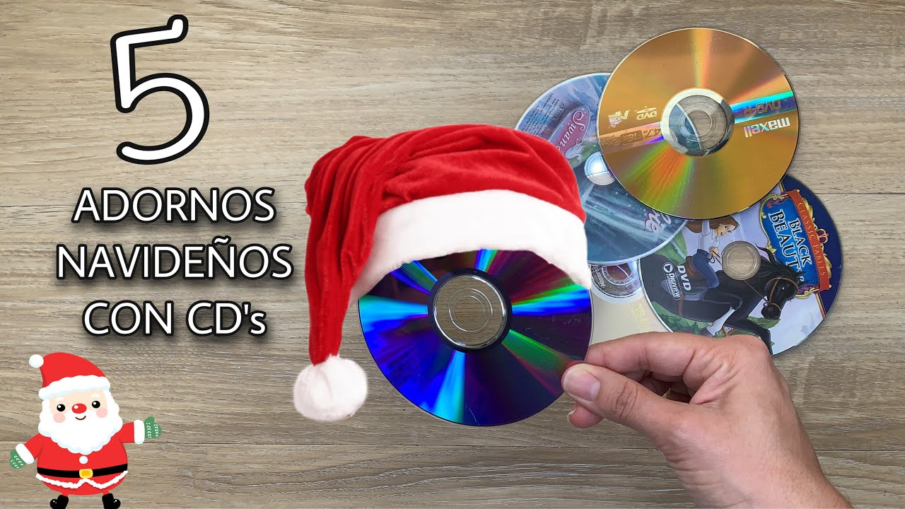 5 MANUALIDADES NAVIDEÑAS 2020/Decoração de Natal/Christmas Decor 2020