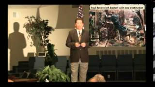 "Pastor Dan Cummins ""The Church In A State of Separation"""