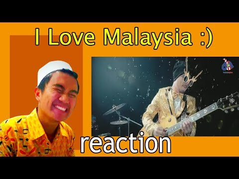Ali AhKao Dan Muthu - Namewee REACTION
