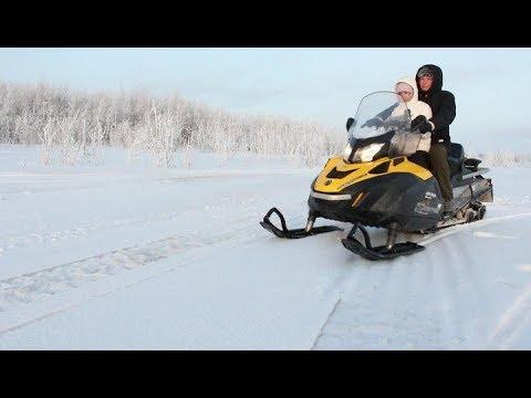 Как выбрать снегоход?
