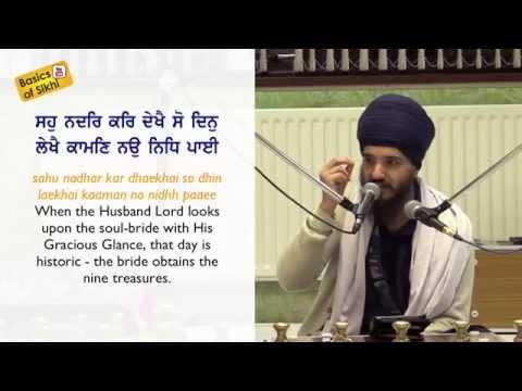 #16 Shabad Hazaare English Katha Explanation - Lose Yourself