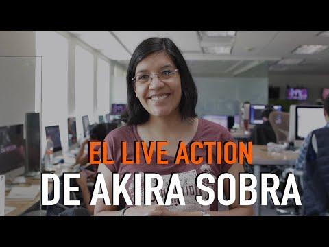 ¿Por qué es innecesario el live action de Akira?