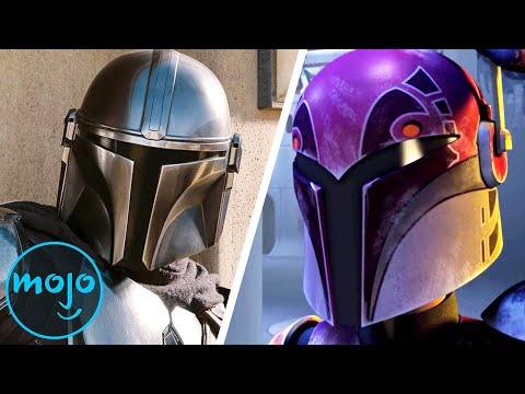 Top 10 Mandalorians in Star Wars