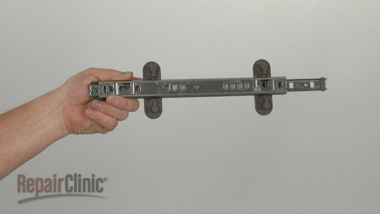 KitchenAid Dishwasher Right Upper Rack Track #W10811587